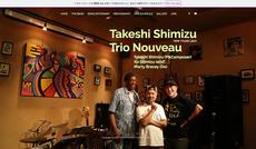 Takeshi Shimizu Trio Nouveau
